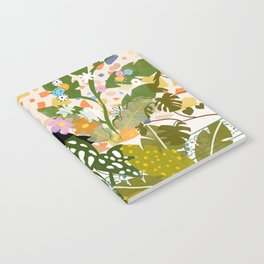 Bathing with Plants Notebook