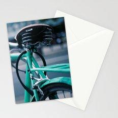 Riding Backwards Stationery Cards