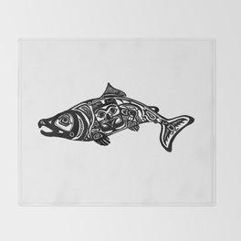 Spirit Animals Throw Blanket