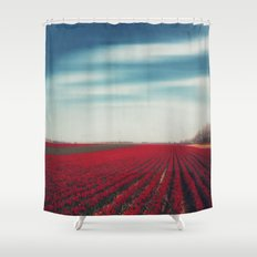 10000001 Tulips Shower Curtain