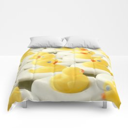 Rubber Ducky Time Comforters