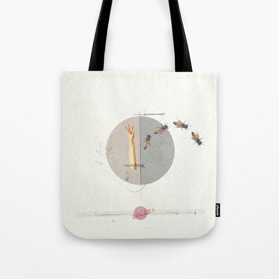 Gravity | Collage Tote Bag