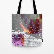 abstract drops # Tote Bag
