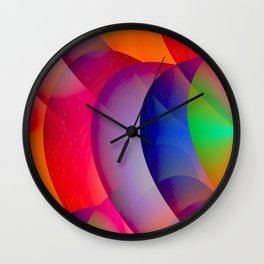 a seamless pattern for you -03- Wall Clock