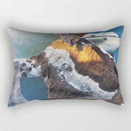 Mountain water Rectangular Pillow