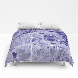 Moonlit Cosmos.... Comforters