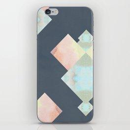 Tie Dye Diamonds iPhone Skin