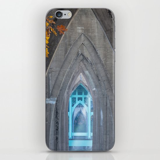 "Saint John's ""Cathedral"" iPhone & iPod Skin"