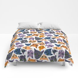 Cats Allover Comforters