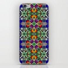 Hawaiian Garden 2 iPhone & iPod Skin