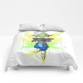 Zamasu (Splatter) Comforters