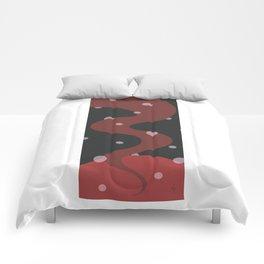 Cherry Cola Comforters