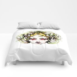 Medusa Gorgon Comforters