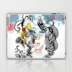 lined Laptop & iPad Skin