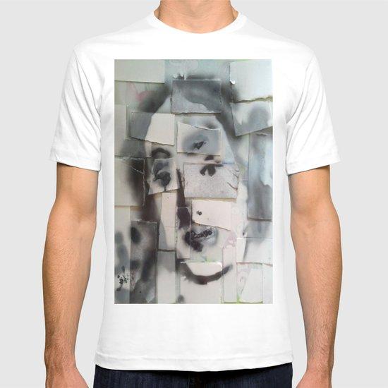 BRICKED VENUSIAN FACE T-shirt