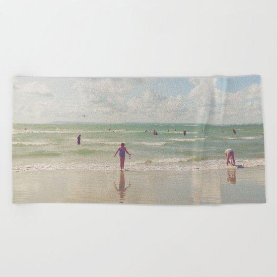 Nature's Playground Beach Towel