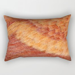 Wedged-tailed Eagle Rectangular Pillow