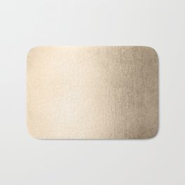 White Gold Sands Bath Mat