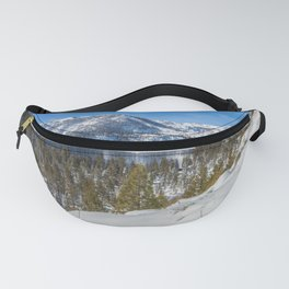 Wintertime Fanny Pack