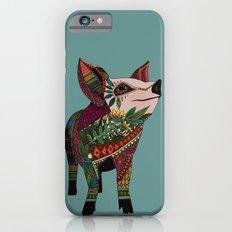 pig love jade iPhone 6s Slim Case