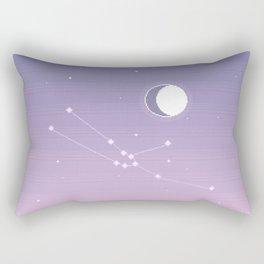 Taurus Constellation Rectangular Pillow
