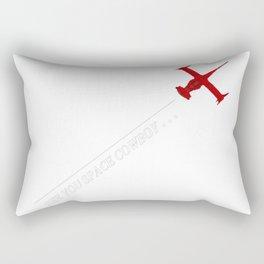 Cowboy Bebop - See You Space Cowboy Rectangular Pillow