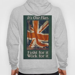 It's Our Flag Hoody