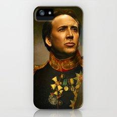 Nicolas Cage - replaceface Slim Case iPhone (5, 5s)