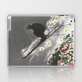 Spring Skiing Laptop & iPad Skin