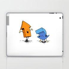 up n down show (alternate version) Laptop & iPad Skin