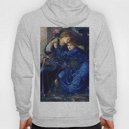 "Edward Burne-Jones ""Love Among the Ruins"" Hoody"