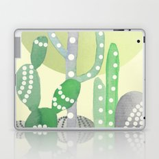 BOHO CACTUS IN MINT Laptop & iPad Skin
