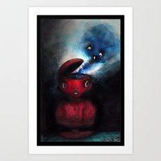 Inner Mysteries Art Print