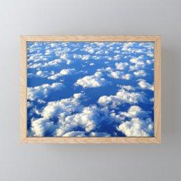 Blue Blue Sky by Lika Ramati Framed Mini Art Print
