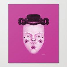 Sylvie Canvas Print