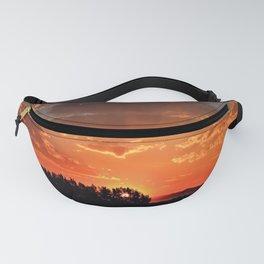 Idaho Sunset Fanny Pack