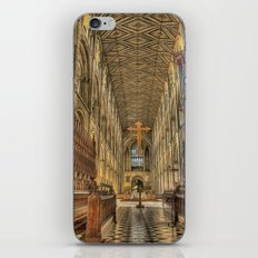 Cathedral Beauty iPhone & iPod Skin