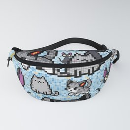 Cat and kitten Fanny Pack