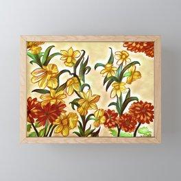 Announcement of Spring Time Framed Mini Art Print