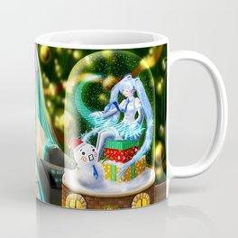 Anime Vocaloid Hatsune Miku Christmas Coffee Mug