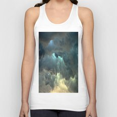 Seeing Thunder Unisex Tank Top
