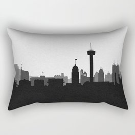 City Skylines: San Antonio (Alternative) Rectangular Pillow