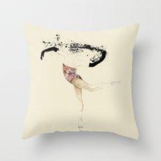 indepenDANCE #2 Throw Pillow