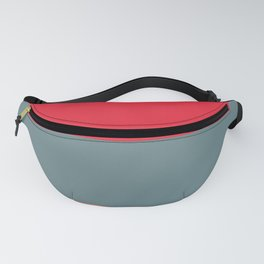 Candy Floss Colorful Color Block Minimalist Stripes Pattern Fanny Pack