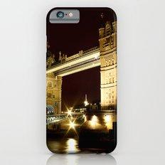 Tower Bridge, London, England iPhone 6s Slim Case
