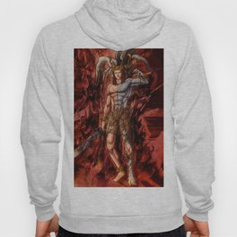 Ifrit ffxv astral artwork Hoody