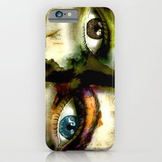 2Eyes2Faces by carographic Slim Case iPhone 6s