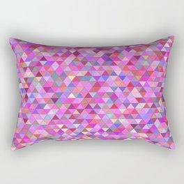Lowpoly Rectangular Pillow
