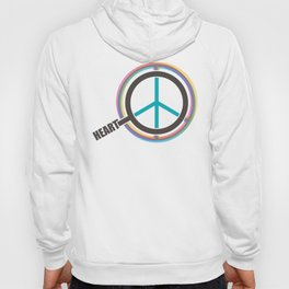 Finding The Peace From Our Heart Hoody