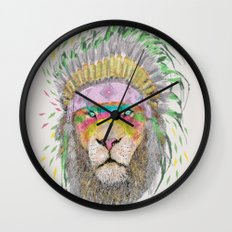 LIONHEART Wall Clock